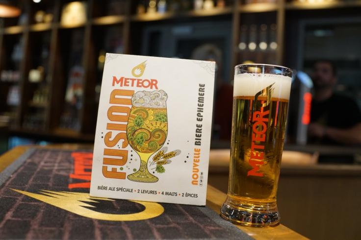 Meteor La Fusion